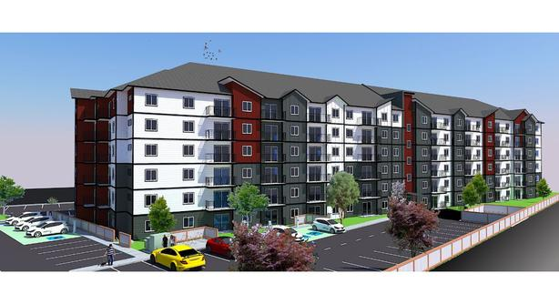 Brand New Appartment Building - Glen Lake Apartments