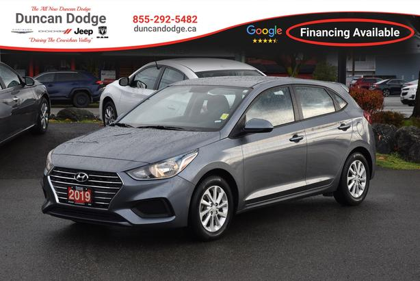 Used 2019 Hyundai Accent Preferred Hatchback