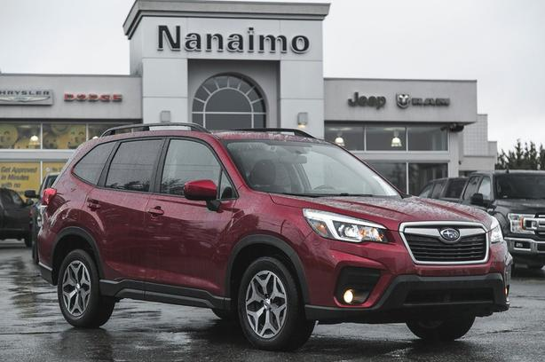 Used 2019 Subaru Forester Convenience Heated Seats Rear View Camera SUV