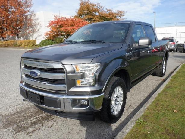 2015 Ford F-150 Lariat  SuperCrew 6.5-ft. Bed 4WD