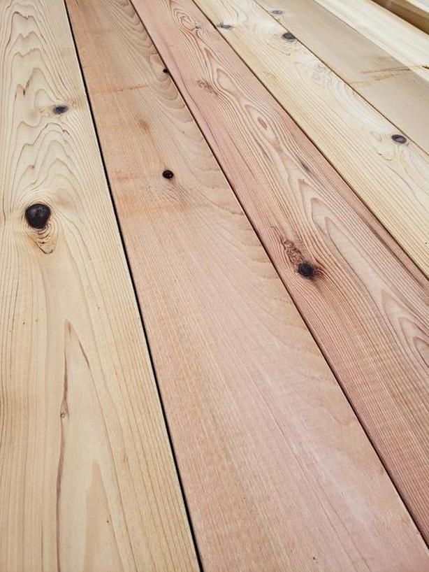 Decking S4S (Smooth 4 Sides)Available in 2x6 & 5/4x6