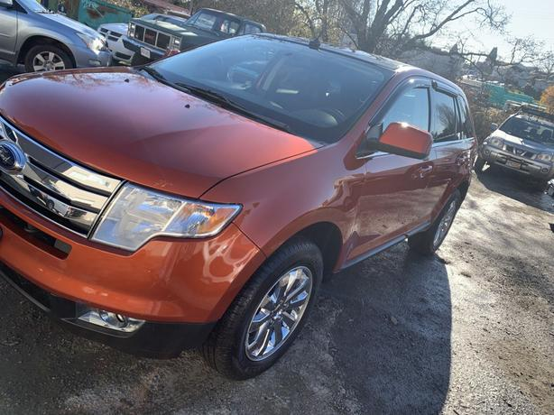 2008 Ford Edge 4dr Limited AWD - nice looking SUV in Burnt Orange colour
