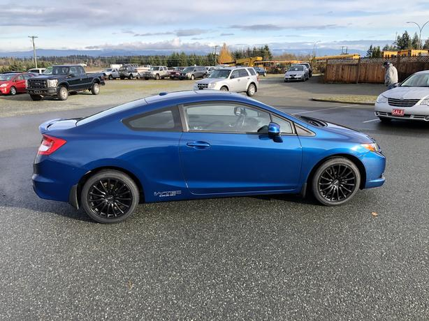 2012 Honda Civic Si  Coupe, 2.4L 4CYL VTEC 200HP, 6 Speed