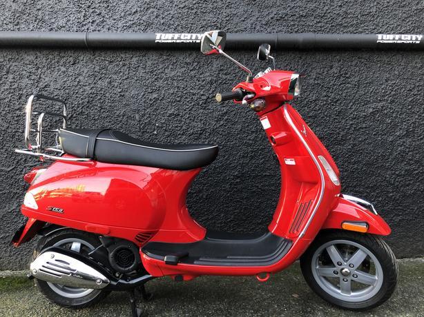 2009 Vespa Sprint 150cc