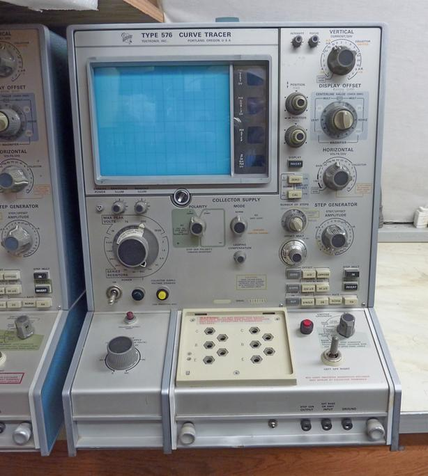 WANTED:  Tektronix 576 curve tracer working or not for parts.