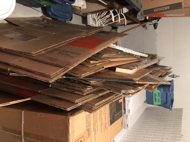 BOXES! 60-70 used good quality boxes