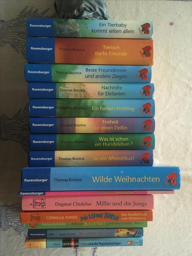 German Children Books for girls