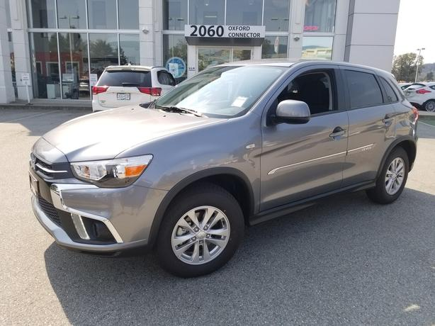 2019 Mitsubishi RVR SE New car -> -> -> Pre Owned pricing FWD