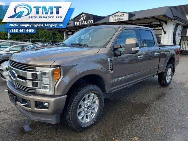 2019 Ford F-350 SUPER DUTY LIMITED - Fully Loaded! No accidents