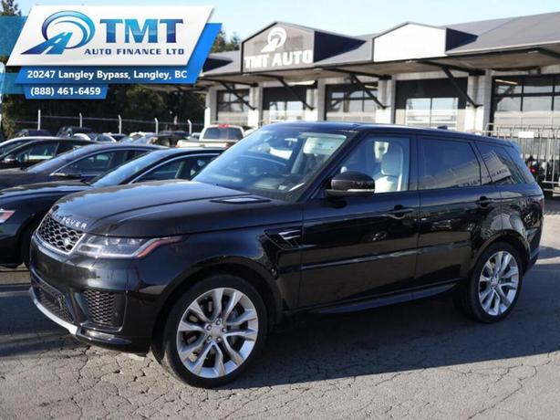 2018 Land Rover Range Rover Sport New Body Style!! V6 Supercharged ,Local BC,
