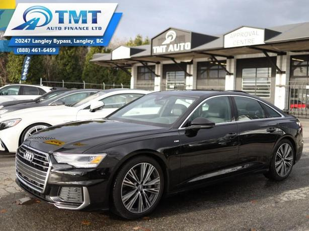2019 Audi A6 55 TFSI QUATTRO |Low KM, Immaculate Shape,1 Owner