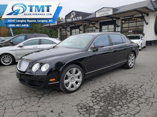 2006 Bentley Continental Flying Spur Affordable Luxury