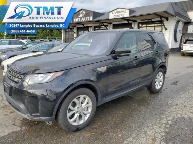 2018 Land Rover Discovery SE 4WD,Local BC Vehicle, No Accidents
