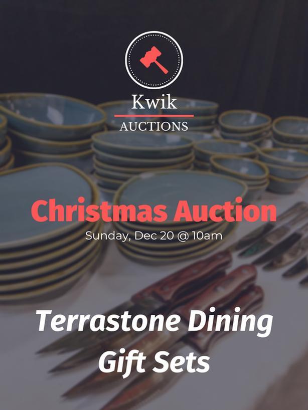 Arcoroc Terrastone Dining Set