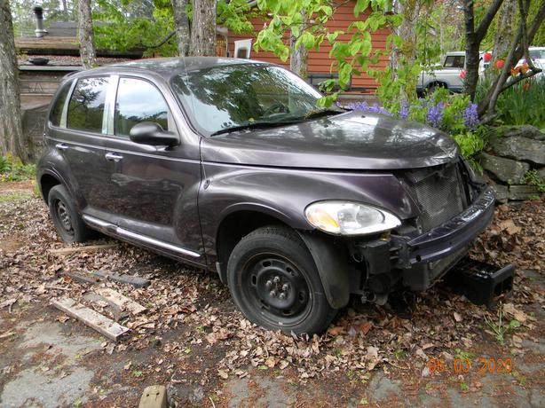 2001 Chrysler PT Cruiser Parts. Parting out!