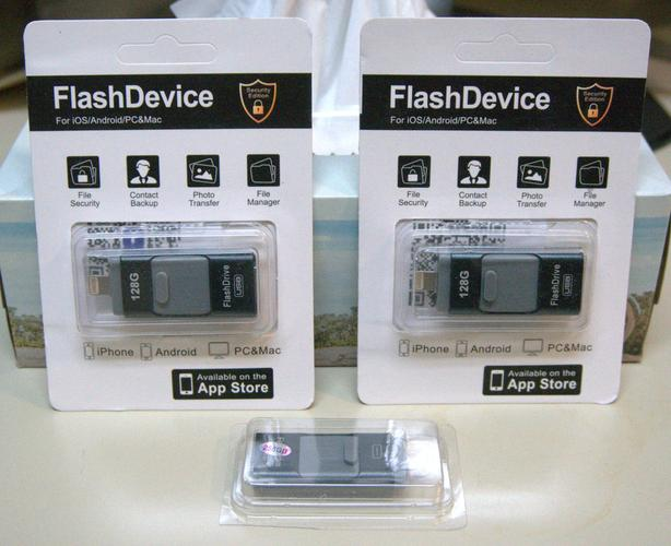 Flash drives for iphones and ipads