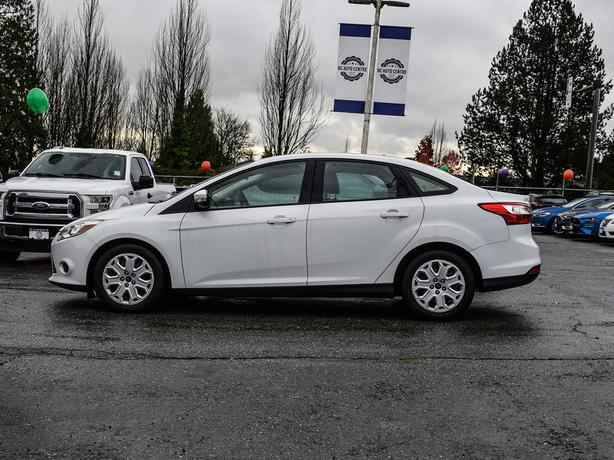 2013 Ford Focus 4dr Sdn SE FWD