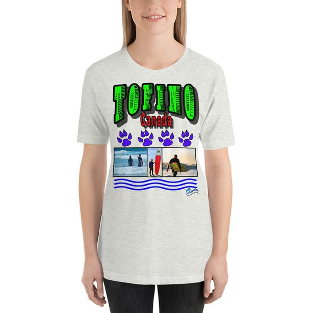 Short-Sleeve Unisex Tofino T-Shirt