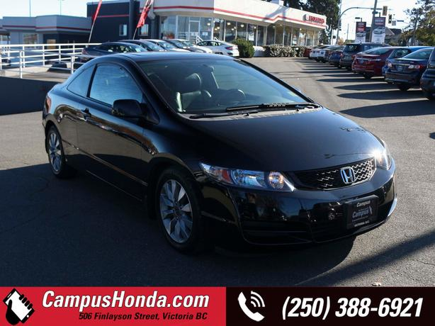 Used 2009 Honda Civic EX-L | Low KMs | Serviced at Honda stores Coupe