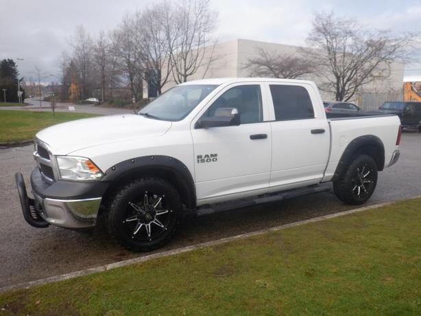 2013 RAM 1500 Tradesman Crew Cab Short Box 4WD