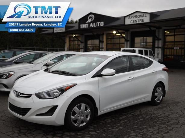 2015 Hyundai Elantra Easy Financing! $0 Down Options, 100% Approvals
