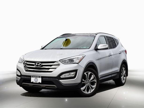 2014 Hyundai Santa Fe Sport AWD 4dr 2.0T SE AWD