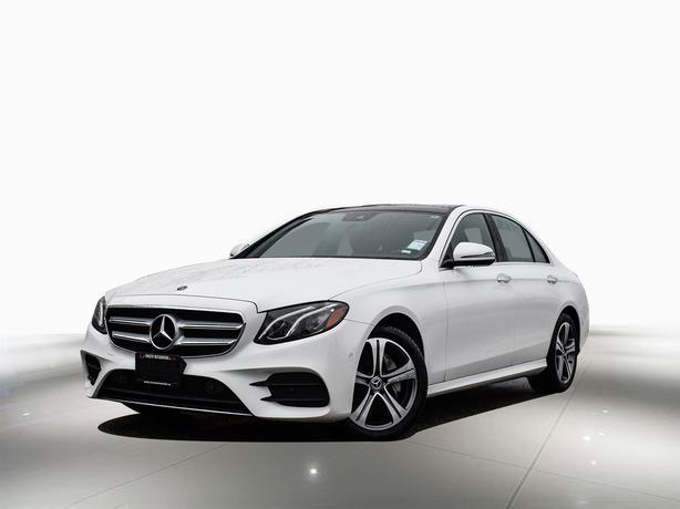 2020 Mercedes-Benz E-Class AWD