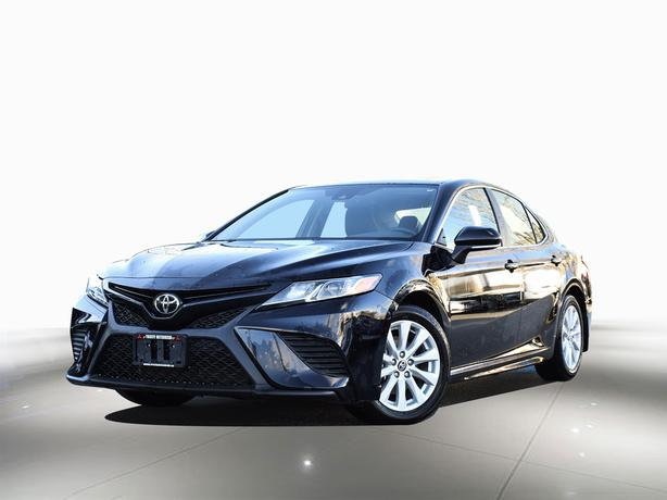 2020 Toyota Camry SE - Low finance rates available. Great condition FWD