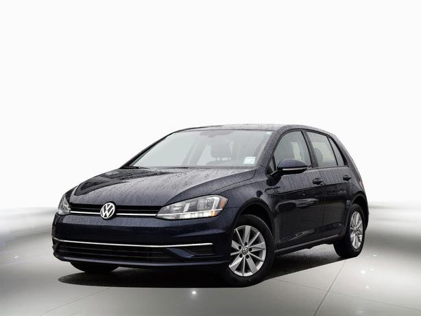 2019 Volkswagen Golf FWD