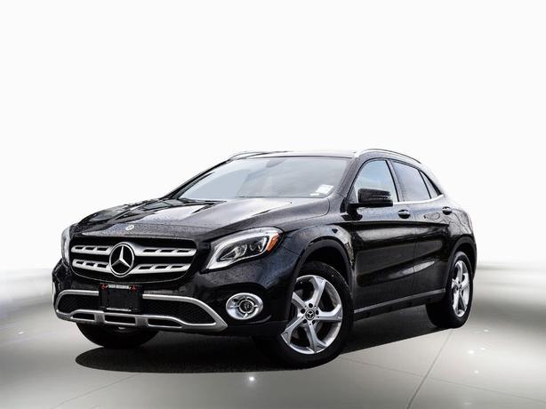 2020 Mercedes-Benz GLA-Class AWD