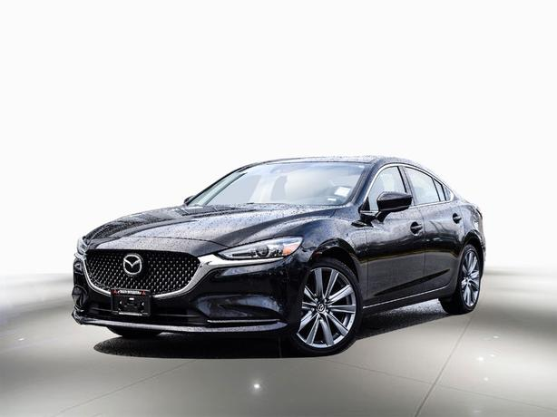 2020 Mazda Mazda6 FWD