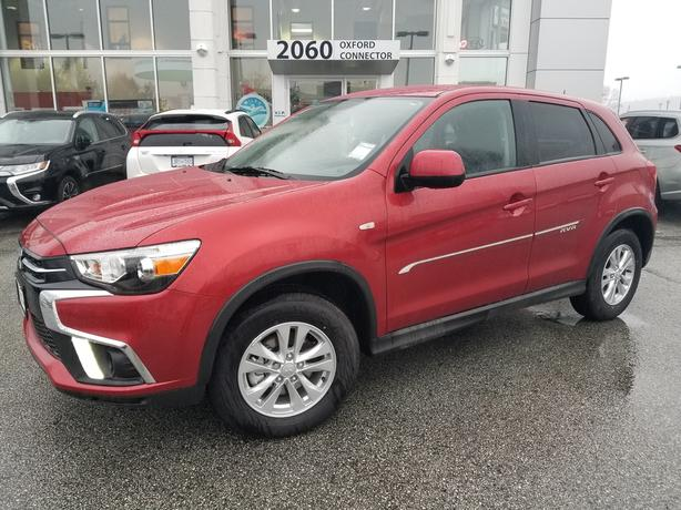 2019 Mitsubishi RVR New car at pre owned pricing! Warranty FWD