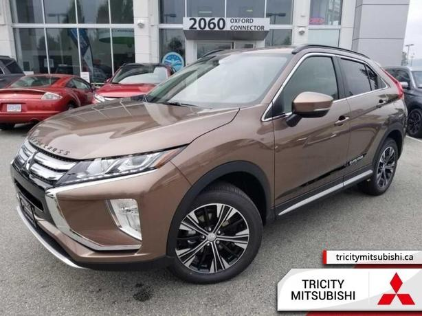 2019 Mitsubishi Eclipse Cross SE W/TECH PKG 4x4