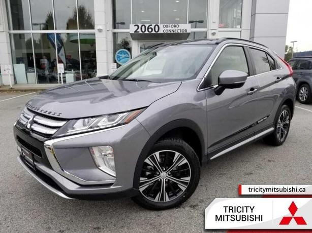 2019 Mitsubishi Eclipse Cross GT Fully Loaded! 4x4