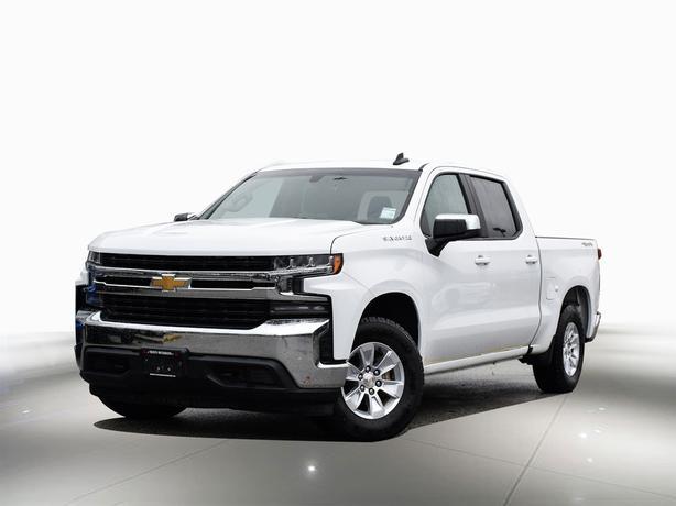 2020 Chevrolet Silverado 1500 4x4