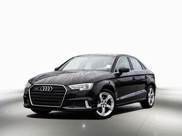 2019 Audi A3 AWD