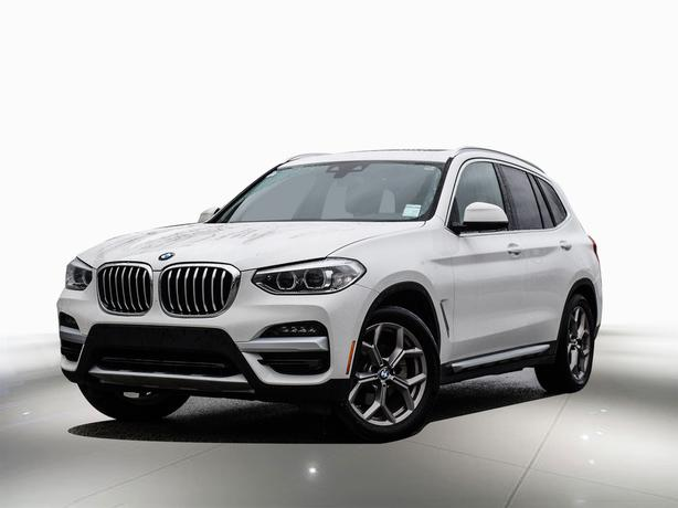 2020 BMW X3 xDrive30i Sports Activity Vehicle AWD
