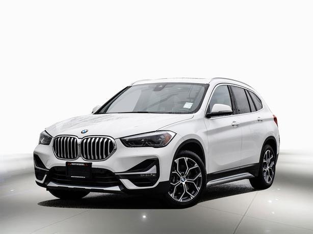 2020 BMW X1 AWD