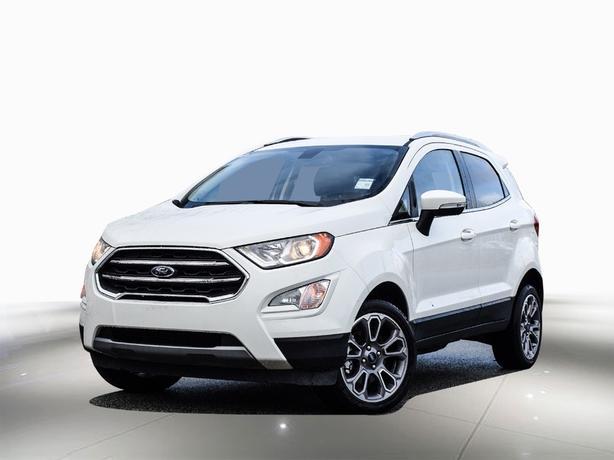 2020 Ford EcoSport 4x4
