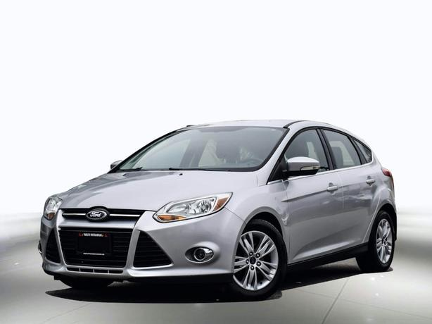 2012 Ford Focus 5dr HB SEL FWD