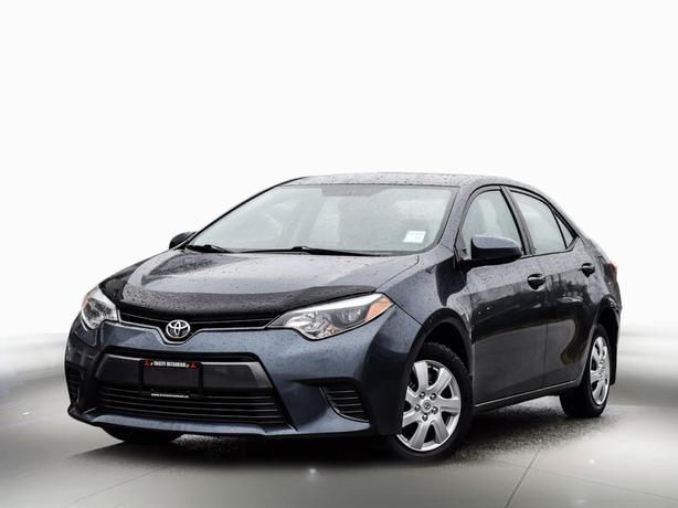 2015 Toyota Corolla FWD