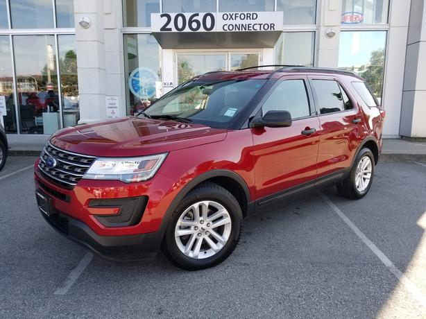 2017 Ford Explorer FWD 4dr FWD