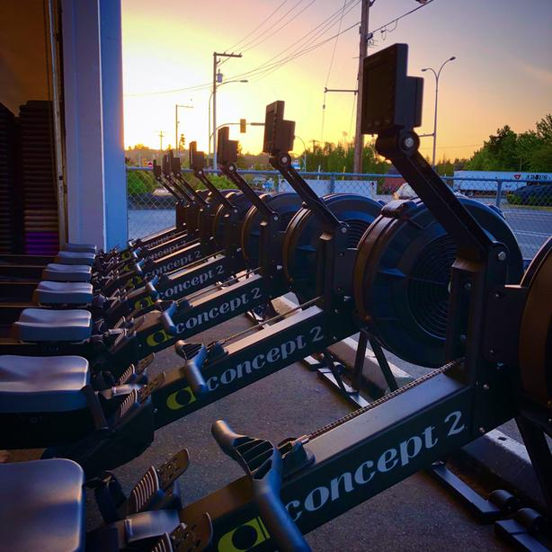 Concept 2 PM5 Rower Rental
