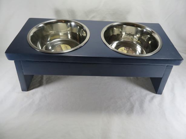 Elevated Dog Food Bowl Stands