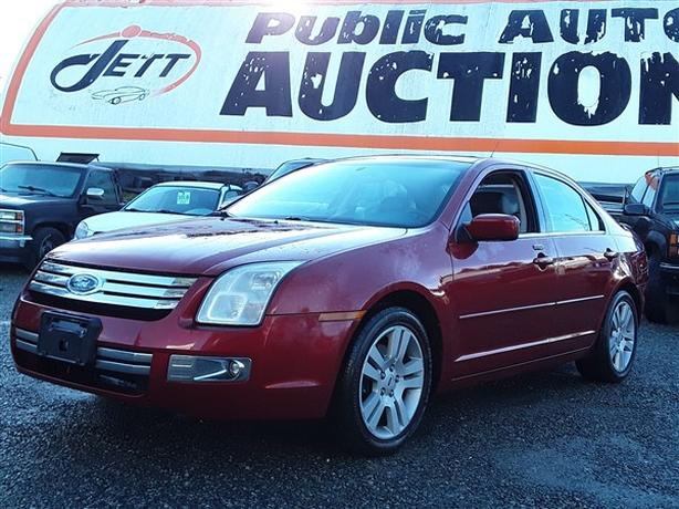 2008 FORD FUSION SELONLINE AUCTION!