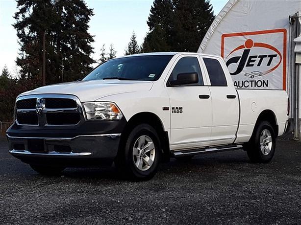 2014 DODGE/RAM 1500 EXT CAB 4X4 ONLINE AUCTION!