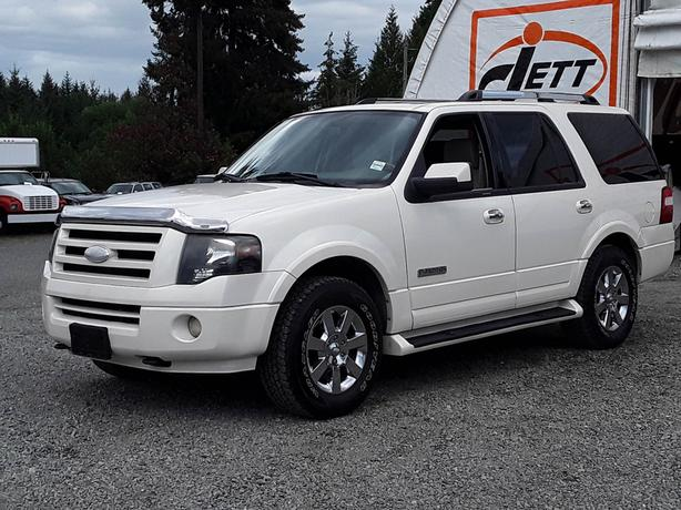 "2007 FORD EXPEDITION LTD ""LAST AUCTION THIS YEAR"""
