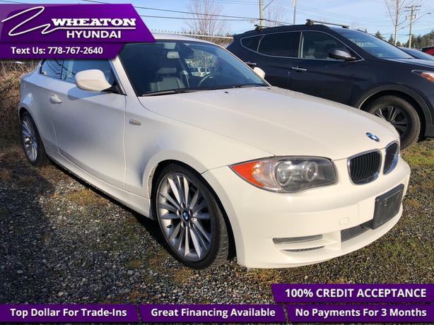 2011 BMW 1 Series 128i - Fog Lamps - $93.91 /Wk