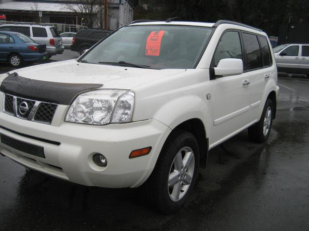 2006-Rare 5 speed Manual-Nissan Xtrail NO ACCIDENTS