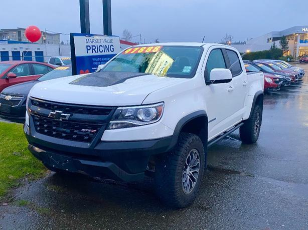 LIGHTLY USED 2020 Summit White ZR2 Lives in Parksville